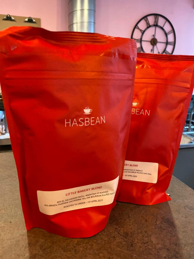 Ground Coffee Beans 250G
